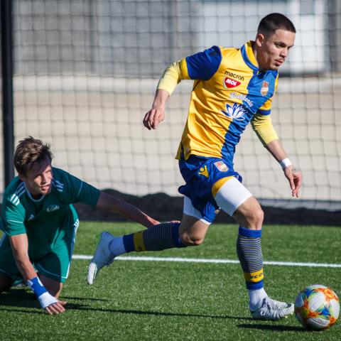 KÉPGALÉRIA: DAC U19 - Győr