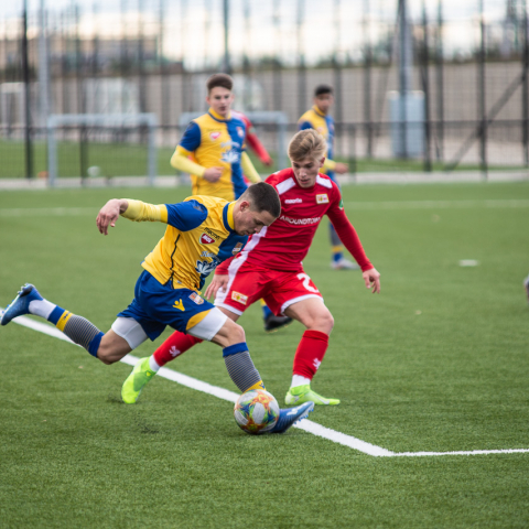 KÉPGALÉRIA: DAC U19 – 1. FC Union Berlin U19