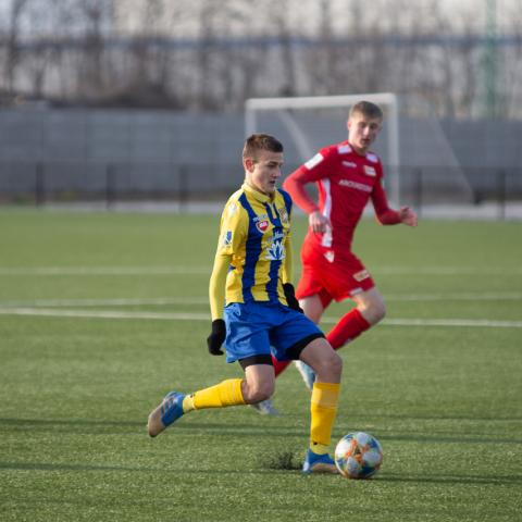 KÉPGALÉRIA: DAC U17 – 1. FC Union Berlin U17