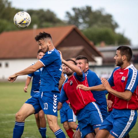FOTÓK: Szap–Balony (DS AG Sport VI. liga, 6. forduló)