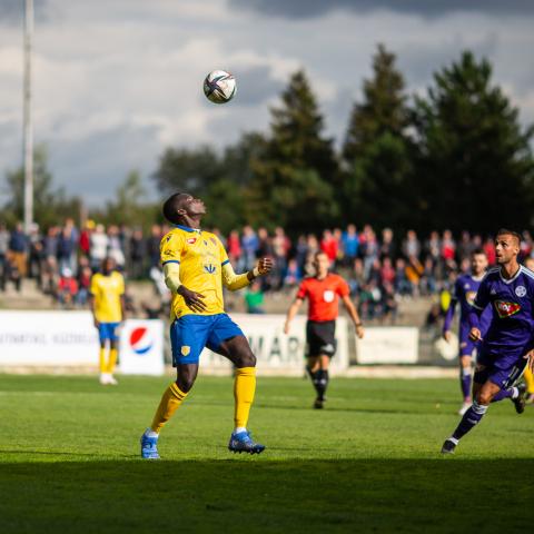 FOTÓK: Slovnaft Cup: KFC Komárom – FC DAC 1904 0:0 - büntetőkkel 4:3
